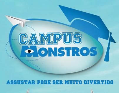 Campus Monstros   Monstros University