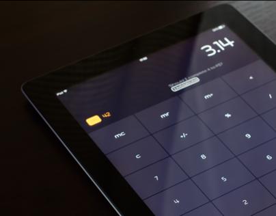 Infinity Calculator App