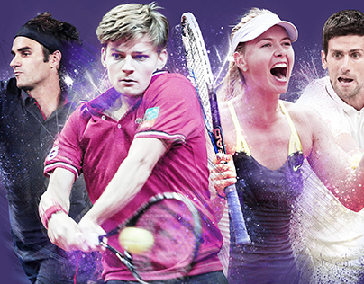 Dh.be Fantasy game for US OPEN 2013