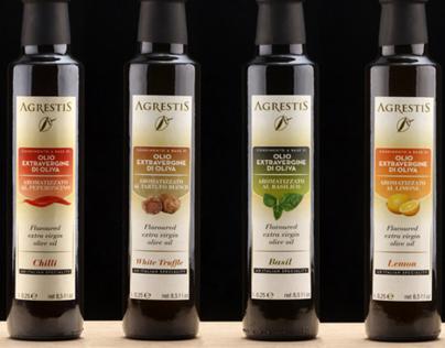 Agrestis - flavoured  extra virgin olive oil
