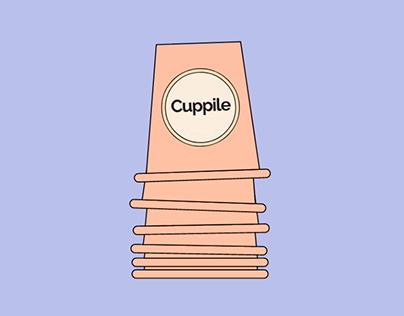 Cuppile APP Design