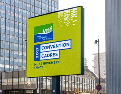 Convention Cadres - Voies navigables de France