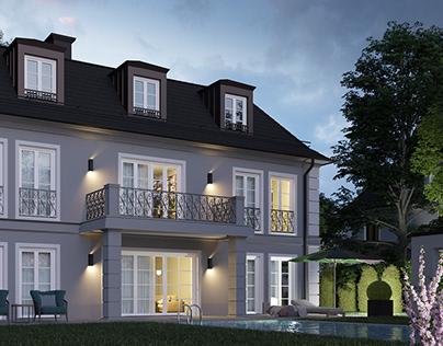Villa in Grünwald