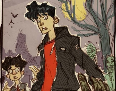 Young Dylan Dog