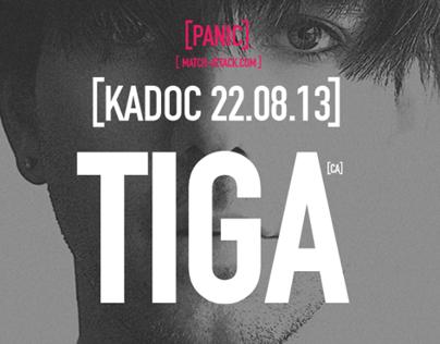 Tiga + Xinobi - Kadok ´013