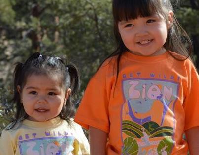 Zion Natural History Association: Children's Tee