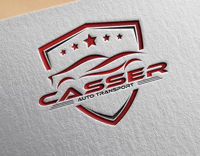Car Logo Design(Auto Transport)