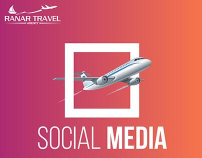 Ranar Travel Social Media Posters