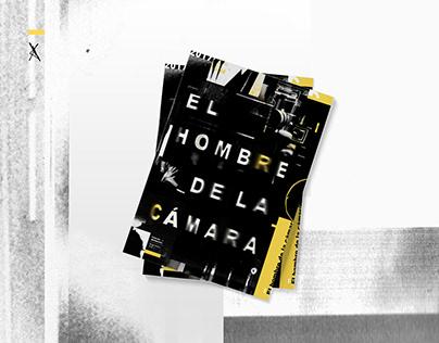 Editorial + Afiche — El hombre de la cámara