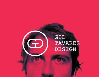 Personal Branding - Gil Tavares Design
