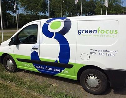 Greenfocus. Brand Identity. Creative Strategy.