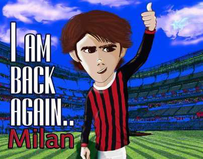 I'm back again...Milan