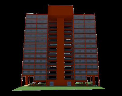 Conjunto Habitacional Xodó-Marize