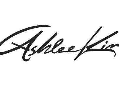 Ashlee Kim Jewelry Custom Logo