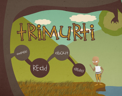Trimurti (Interactive Storybook)