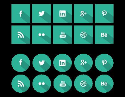 Social Icons - Free
