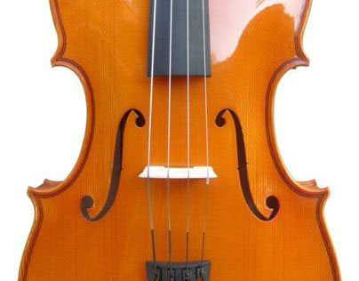 A 2013 Guarneri model Hungarian viola