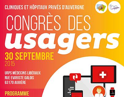 Cliniques et hôpitaux privés d'Auvergne - Congrès