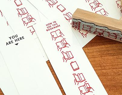 Studio Hoekhuis Bookmarks & Stamps
