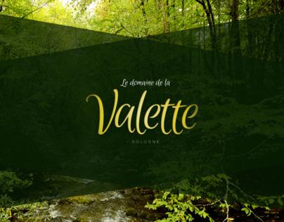 Brochure Le Domaine de la Valette