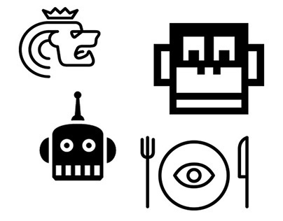 Icons and Pictograms