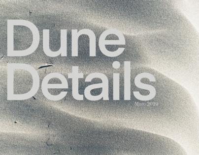 Dune Details