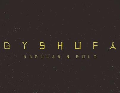 GYshufa Font