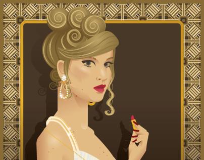 Various Entertainment Illustrations