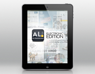 Newspapers // Tablet Style