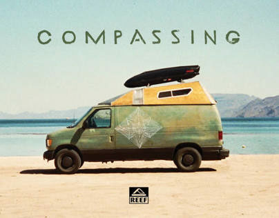 COMPASSING A SURF MOVIE BY REEF X CYRUS SUTTON
