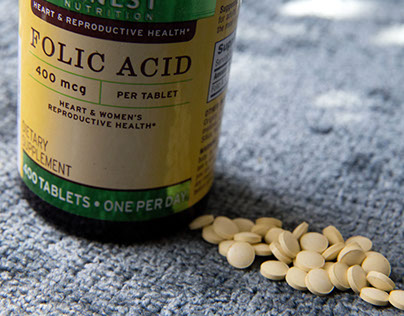 High Doses of Folic Acid During Pregnancy