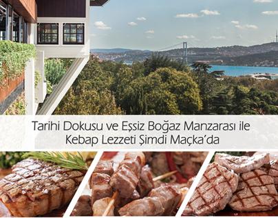 Günaydin Restaurant Advertising