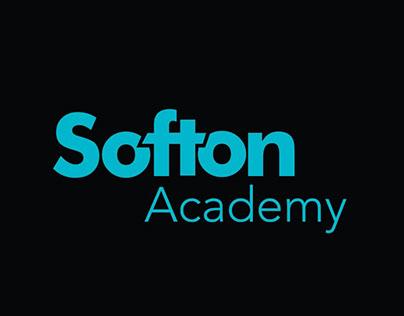 Branding: Softon Academy