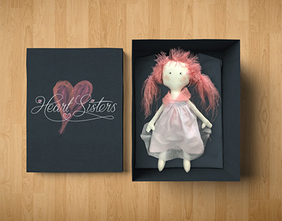 Heart Sisters - Logo Design