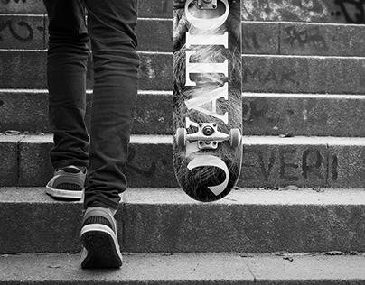 Ovation Skateboards