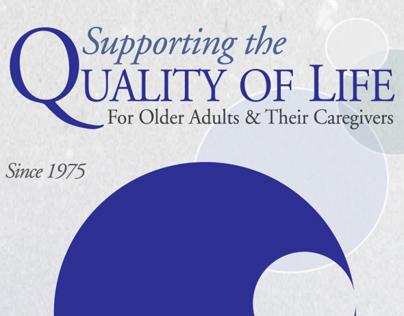 M. E. Cox Center - Nonprofit Elder Daycare Branding