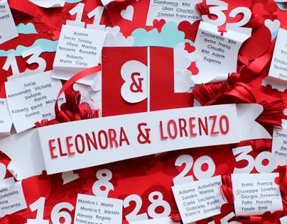 Eleonora & Lorenzo / Wedding Design
