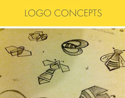 HoneyBee Tech Ventures (Logo Presentation)