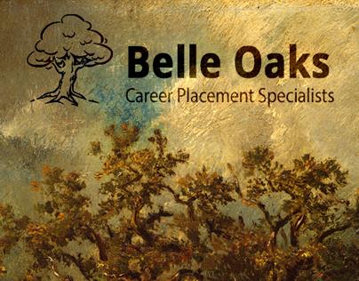 Belle Oaks: Single Page - Responsive Design