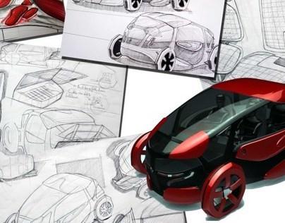 OLD PROJECT: Renault Vivre