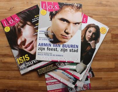 LOS, stadsmagazine voor Leiden
