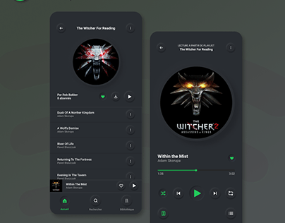 Spotify - Concept Redesign