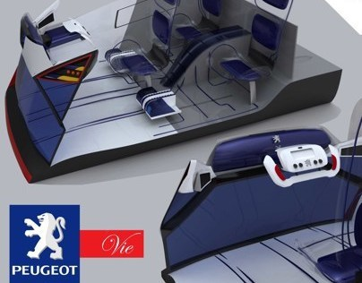 OLD PROJECT: Peugeot Vie