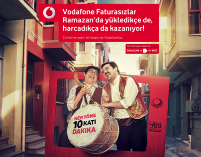 Vodafone Faturasızlar
