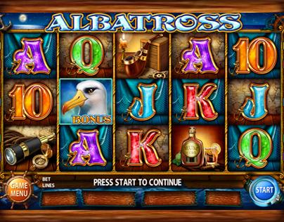 Albatross Slot Game