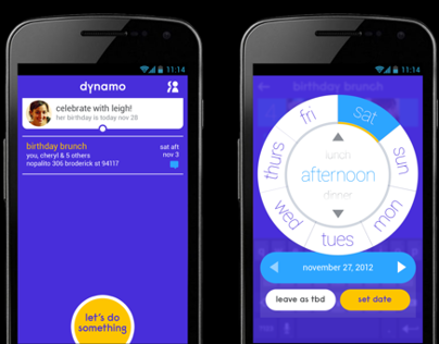 INQ Mobile Dynamo Android Application