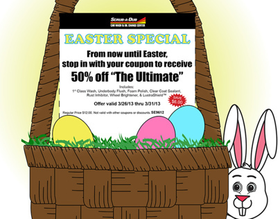 Easter Email Special