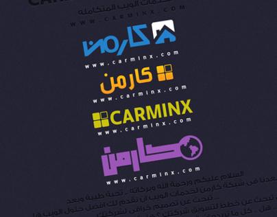 Carminx.Com Logos