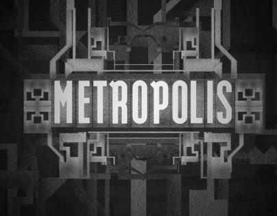 Metropolis - Títulos de película