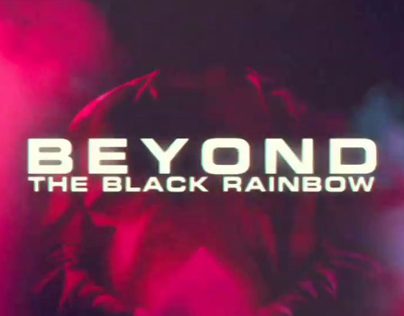 Beyond The Black Rainbow Title Sequence (Unofficial)